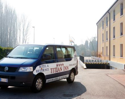 Book at  the Best Western Titian Inn Hotel Treviso. For you 70 rooms equipped with every comfort