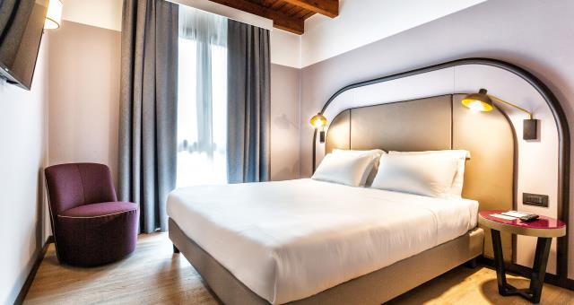 Letto Matrimoniale Offerte Treviso.Hotel A Treviso 4 Stelle Camere Best Western Titian Inn Hotel