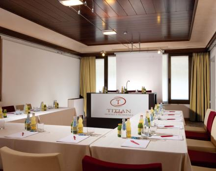 Do you have to organize an event? Are you looking for a meeting room in Treviso - Silea? Discover the Best Western Titian Inn Hotel Treviso