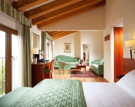 Looking for service and hospitality for your stay in Treviso - Silea? book/reserve a room at the Best Western Titian Inn Hotel Treviso