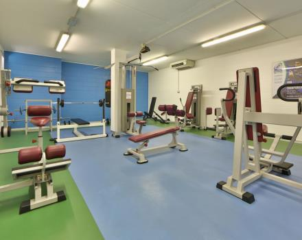 Discover wellness and fitness services of our 4 star hotel in Treviso